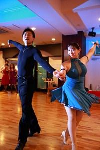 20160117社交ダンス体験プログラム (3)